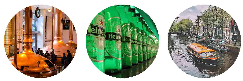 Amsterdam Brewery Heineken Experience