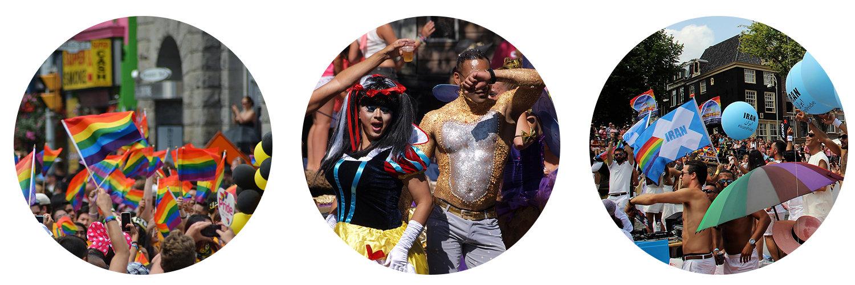 Pride Festival Amsterdam