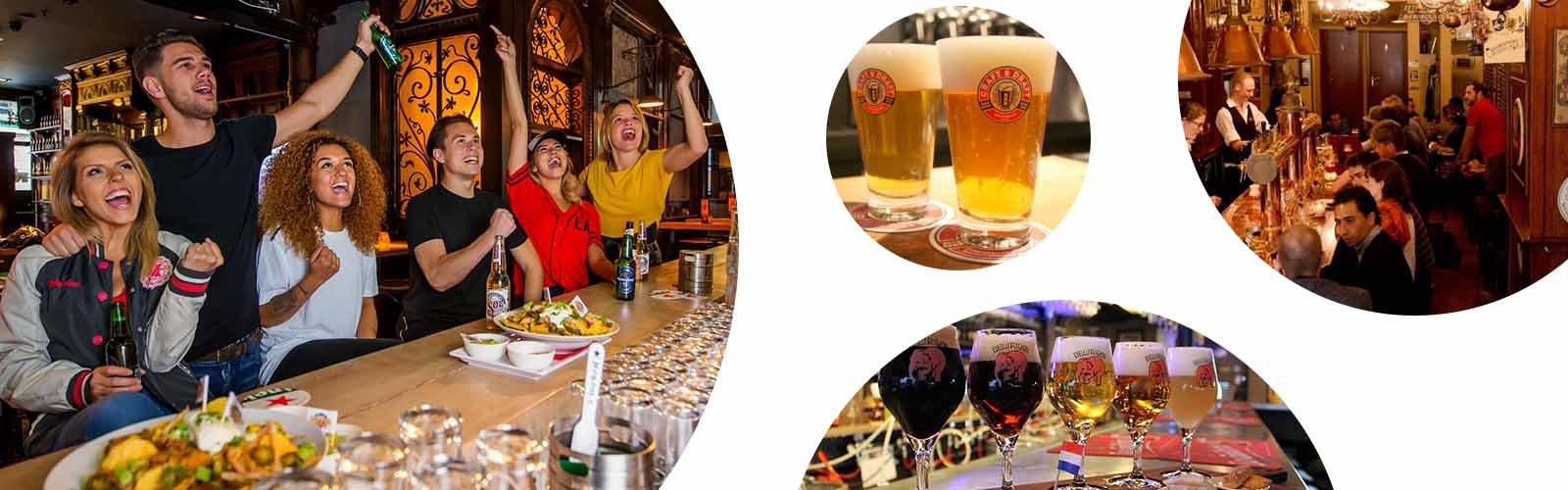 Beers in Amsterdam