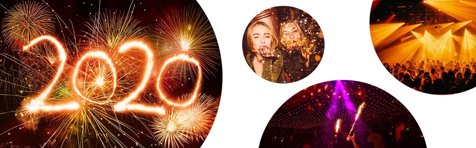 Amstedam Nightlife New Years Eve